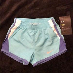 NWT Nike Toddler Girls Dri-Fit Shorts Size 4T